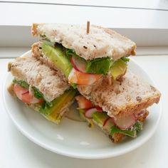 Les p'tits plaisirs d'Emma: Dans ma lunchbox 6 - Sandwich dodu