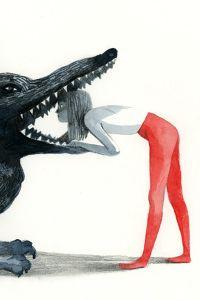 """for """"Il favoloso libro di Perle"""" Timothée de Fombelle, Mondadori 2015    sketches"""