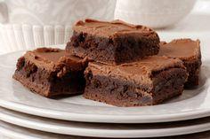 Brownie de chocolate sem glten