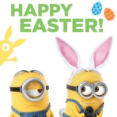 Minion Easter!