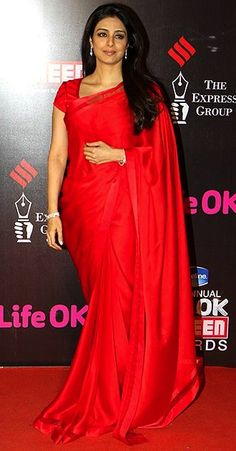 Bollywood actress Tabu Biography and Film Career started from early age. She is India's most popular and hot actress. Popular Actresses, Hot Actresses, Indian Actresses, Most Beautiful Hollywood Actress, Beautiful Indian Actress, Bollywood Celebrities, Bollywood Actress, Red Colour Dress, Actress Navel