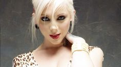 In This Moment Maria Brink women females girls sexy babes heavy metal hard rock band group blondes gothic