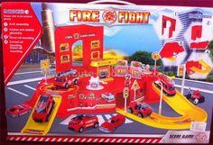 ของเล่นเด็ก รถดับเพลิง ~559.00 บาท >>