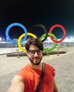 Mais um jogo agora no fantástico Parque Olímpico da Barra. SURREAL!  Pólo aquático: Brasil x Hungria Bora lá pro Snap!  #Rio2016