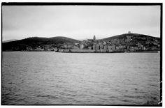 Titel Curzola, Jugoslawien Beschreibung Aus der Ferne