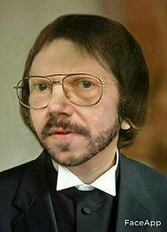 Mr. G. Pinsel, very nice man Special Interest, Glasses, Brushes, Woman, Eyewear, Eyeglasses, Eye Glasses