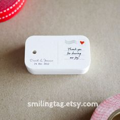 smilingtag.etsy.com (LOVE working with these people!)
