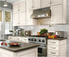Aristokraft cabinets.  Easy planing from beginning to end.