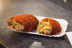 Croquettes (Krokets). 10 Dutch Foods You Must Try In The Netherlands #Holland #food #dutch