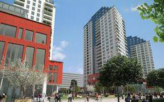 BRATISLAVA | Projects and Construction Updates XXII | 2016 - SkyscraperCity Bratislava, Multi Story Building, Construction, Projects, Building, Log Projects, Blue Prints