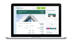 Invoice software and online invoicing for small business owners. Easily create and track invoices and get paid online. Learn Accounting, Small Business Accounting Software, Accounting Programs, Get Paid Online, Online Jobs, Invoice Design, Invoice Template, Create Invoice, Quickbooks Online