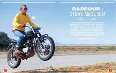 Il King of cool e la velocità: la vita di Steve McQueen.  Per leggere l'articolo, clicca qui:  http://blog.wplavori.com/2012/08/07/steve-mcqueen-e-la-velocita/ #baracuta #barbour #fashion #style #wpmag