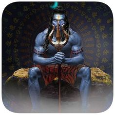 Shiva is also known as Adiyogi Shiva, regarded as the patron god of yoga, meditation and arts\ Shiva Tandav, Rudra Shiva, Lord Krishna, Lord Hanuman Wallpapers, Lord Shiva Hd Wallpaper, Aghori Shiva, Shiva Angry, Shiva Meditation, Shiva Shankar