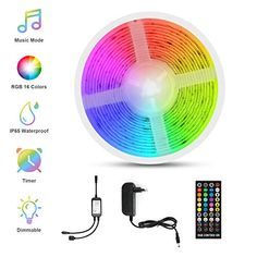 Gadgets For Women DIY - - Future Gadgets Videos - Bathroom Gadgets Cool Kids Gadgets, Unique Gadgets, Baby Gadgets, High Tech Gadgets, Gadgets And Gizmos, Electronics Gadgets, Technology Gadgets, Led Strip 5m, Led Light Strips