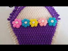 Kolay ve pratik Uzun lif yapımım  & çeyizlik lif nasıl yapılır & how to make knitting ? - YouTube