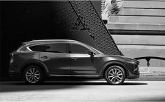 У Mazda появится флагманский кроссовер CX-8