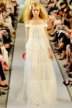 Oscar de la Renta Spring 2012 Ready-to-Wear