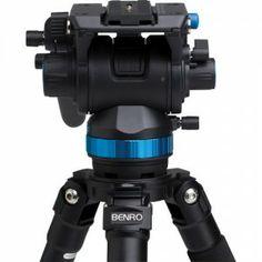 Benro S8 Fluid Drag Video Head