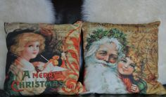 Old time pillows
