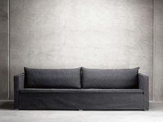 velvet | sofa | gray