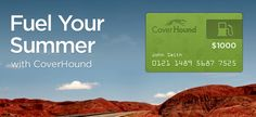 Gas is expensive. Win $1000 gas gift card by liking CoverHound on Facebook!