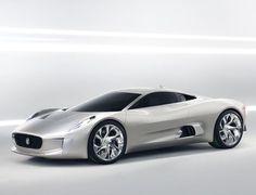 Jaguar-C-X75-Supercar