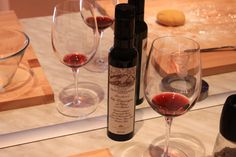 Olive oil and Chianti Classico wine, our two secret ingredients for our fantastic foods