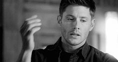 "[GIF] The ""I Don't Even Have Time For This Nonsense"" gesture #DeanWinchester"