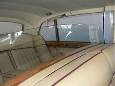 1961 Limousine (with division) by Park Ward (chassis LLCA55)