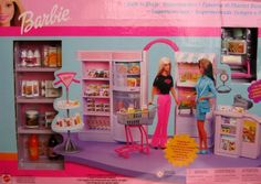 doll pizza shop | Barbie – Pizza Party! SKIPPER Pizza Shop Playset – Arcotoys 1994 ...