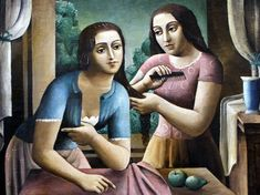 Výsledek obrázku pro vladimír sychra obrazy Mona Lisa, Modern Art, Artwork, Work Of Art, Contemporary Art