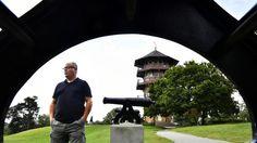 Patterson Park cannons