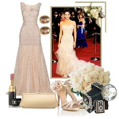 """""""Oscar Red Carpet Style 2011"""" by morgain-in-love on Polyvore"""