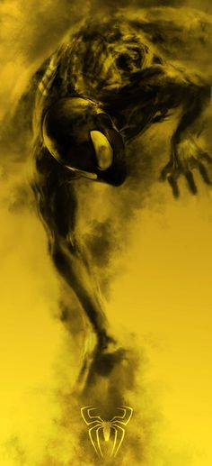 Spider-Man by Deryl Braun * (This is probably my favorite piece of Spider-Man art)