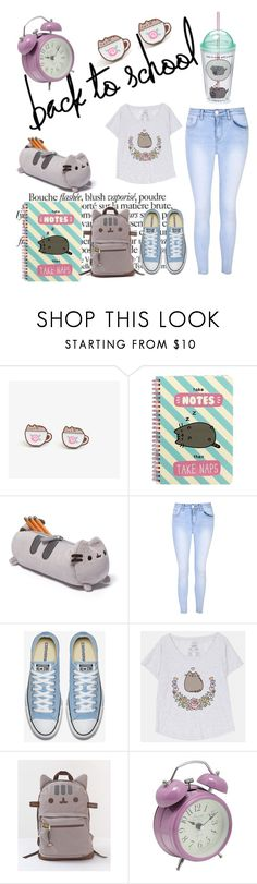 """""""#PVxPusheen"""" by lauralion88 ❤ liked on Polyvore featuring Gund, Pusheen, Glamorous, M&Co, contestentry and PVxPusheen"""