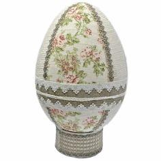 Пасхальное яйцо на подставке «Фаберже», 25 см, TM Scorpio