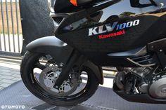Kawasaki KLV Kawasaki KLV 1000 Kufry boczne handbary Gwarancja RATY - 7