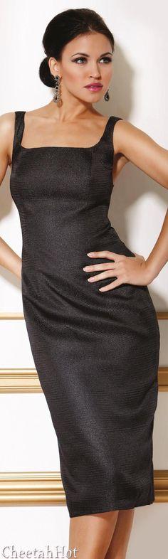 JOVANI - Beautiful Designer Dress  ~ simple, elegant, functional...love it!