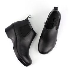 a38adb0b8c7a Ever Black Nappa Boot
