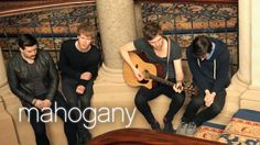 "Kodaline's ""Big Bad World"" on the mahogany sessions"