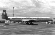 Olympic Airways De Havilland DH-106 Comet 4B (Queen Frederica) [SX-DAK]