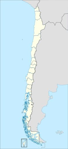 Chile loc map
