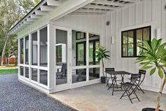 Modern Farmhouse - Tim Brown Architecture