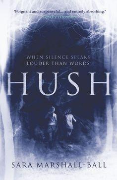 Hush by Sara Marshall-Ball. Published by Myriad in 2015 http://www.myriadeditions.com/books/hush/