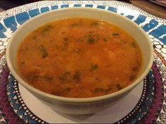 Ciorba de fasole uscata ,boabe /Reteta de post Cincinnati Chili, Food And Drink, Ethnic Recipes, Youtube, Vegans