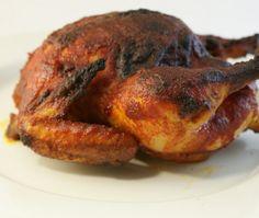 The Merlin Menu: Smoked Paprika Roasted Cornish Game Hen Cornish Hen Recipe, Cornish Game Hen, Cornish Hens, Smoked Chicken Recipes, Smoked Chicken Wings, Rub Recipes, Cooking Recipes, Healthy Recipes, Smoker Recipes