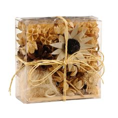 Pot Pourri, Vanilla Scented Mix, 150g