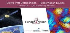 FunderNation Lounge am 12 Oktober in Nürnberg