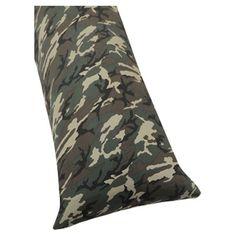 Camo Body Pillowcase