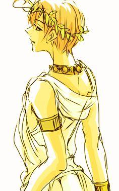 Hetalia | Romano
